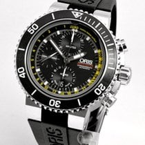Oris Aquis Depth Gauge 48mm Black