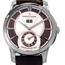 Maurice Lacroix Pontos PT6228-SS001-130 2011 pre-owned