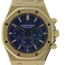 Audemars Piguet Yellow gold 41mm Automatic 26320BA.OO.1220BA.02 pre-owned
