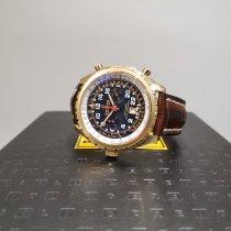 Breitling Chrono-Matic (submodel) Ruzicasto zlato Crn