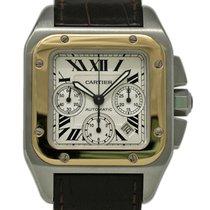 Cartier Santos 100 W20091X7 2001 pre-owned