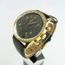 Breitling Navitimer Chronograph 806 Aopa Vintage Uhr Handaufzu...