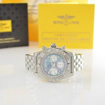 Breitling Chronomat 41 Diamonds AB0140