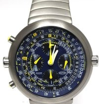 Ikepod Megapode Flyback Chronograph