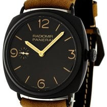 Panerai PAM00504 Radiomir Composite Brown Dial Mechanical Men...