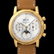 Patek Philippe 3970 Perpetual Chronograph With Extract Of Archive