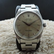 Rolex OYSTER PERPETUAL 6556 TRU BEAT with Silver Dial