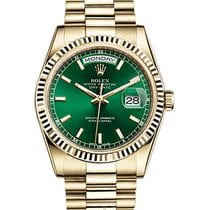 Rolex Day-Date Yellow Gold Ref. 118238-0419