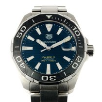 TAG Heuer Aquaracer 300M Ceramic Bazel 43mm Caliber 5