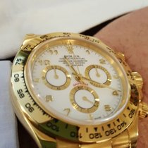 Rolex Daytona yellow Gold 116518
