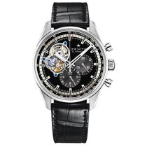 Zenith El Primero Steel 42mm Black United States of America, Pennsylvania, Holland