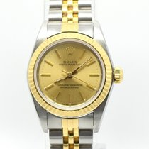 Rolex Lady Oyster Perpetual 76193, Box & Papers
