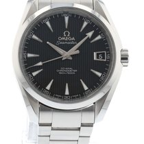 Omega Aqua Terra 231.10.39.21.06.001 Watch with Stainless...