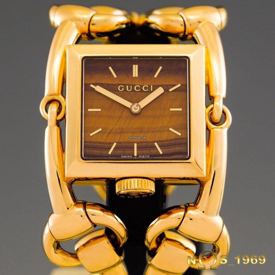bc70fe806cd Zegarki damskie Gucci - 984 zegarków damskich Gucci na Chrono24