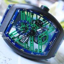 Franck Muller Vanguard FRANCK MULLER V45 SG SQT TT NR NL LE ny