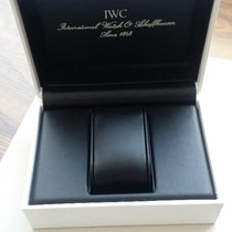 IWC White 90ties Box (and outer box)