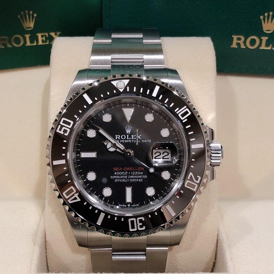 Rolex Sea-Dweller M126600-0001 nov