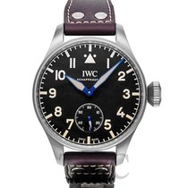 IWC Big Pilot Titanium 48.00mm Black