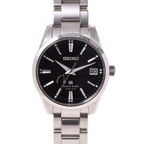 Seiko 40mm Automatic pre-owned Grand Seiko Black