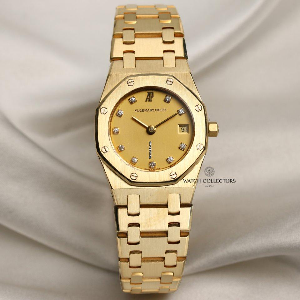 5bb482b8480b Pre-owned Audemars Piguet watches