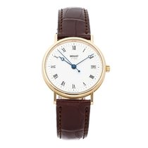 Breguet Classique pre-owned 34mm Yellow gold