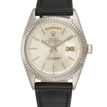 Rolex 1803 White gold 1977 Day-Date 36 36mm pre-owned United Kingdom, London