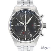 IWC Pilot Spitfire Chronograph IW387804 2012 pre-owned