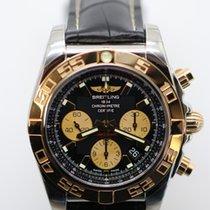 Breitling Chronomat 44 Gold/Stahl 44mm Schwarz Schweiz, Zürich