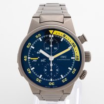 IWC Aquatimer Chronograph new 43mm Titanium