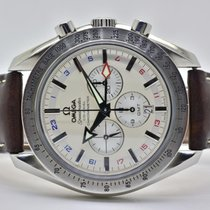 Omega Speedmaster Broad Arrow Steel 44,35mm Silver Arabic numerals