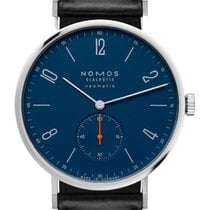 NOMOS Steel 38.5mm Automatic 142 new