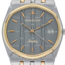 Jaeger-LeCoultre Albatros Gold/Steel 40mm Grey