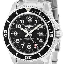 Breitling Superocean II 44 new Automatic Watch with original box and original papers A17392D7/BD68-162A