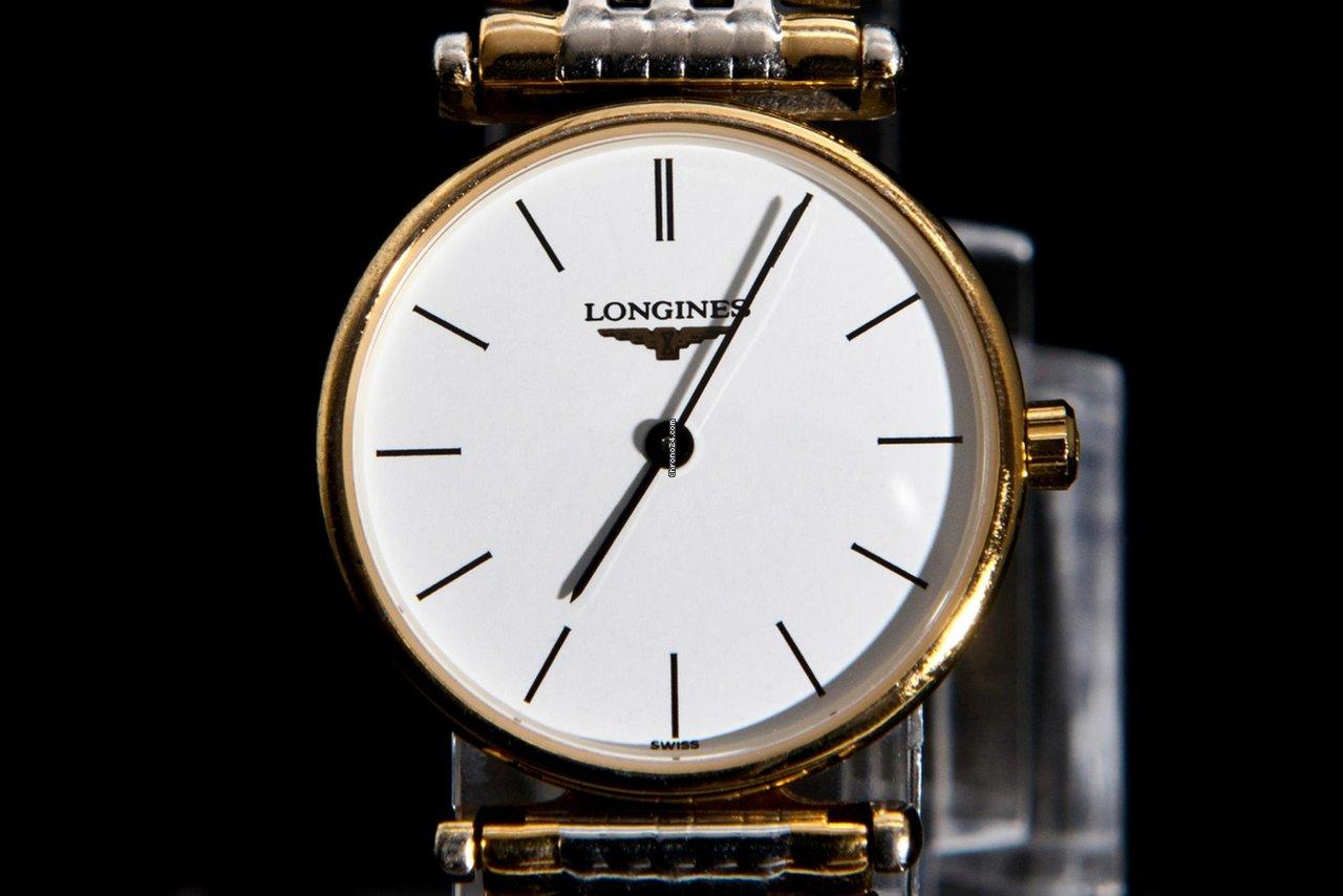 Longines La Grande Classique 2tone Goldsteel Plated Certificate