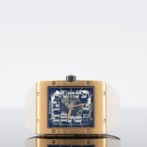 Richard Mille RM 016 Ruzicasto zlato Proziran Arapski brojevi