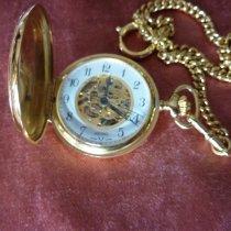 爱罗 手表 全新 1983 金/钢 40mm 罗马数字 手动上弦 仅有手表