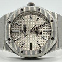 Audemars Piguet pre-owned Automatic 41mm White Sapphire Glass 5 ATM