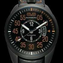 Bomberg Steel 44mm Automatic NS44ABBA new