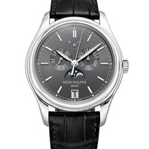 Patek Philippe Annual Calendar Platinum 39mm Grey