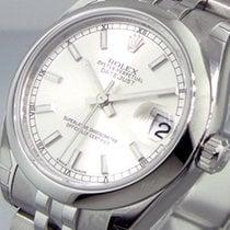 Rolex Lady-Datejust nuevo Reloj con estuche y documentos originales 178240
