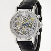 Chronoswiss Opus Chronoswiss Opus Sirius Skeleton Chronograph 950/ Platin 1997 pre-owned