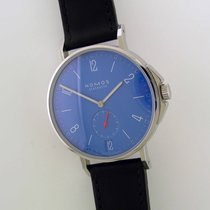NOMOS Steel 41mm Automatic 554 pre-owned