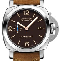 Panerai Luminor Marina 1950 3 Days Automatic Titanium 44mm Brown United States of America, Florida, Sunny Isles Beach
