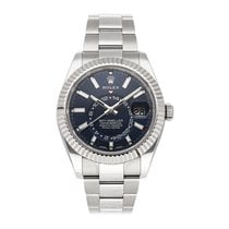 Rolex Sky-Dweller 326934 Very good Steel 42mm Automatic
