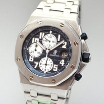 Audemars Piguet Royal Oak Offshore Chronograph Ατσάλι 42mm Μπλέ