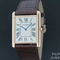 Cartier Tank Louis Cartier Or rose 40.4mm