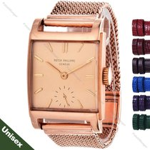 Patek Philippe Vintage Rose gold 39mm Champagne No numerals United States of America, California, Los Angeles