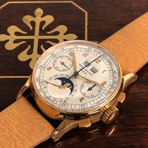 Patek Philippe Perpetual Calendar Chronograph Yellow gold United States of America, New York, New York