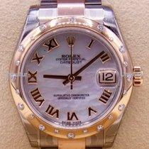 Rolex Lady-Datejust 178341 Ungetragen Gold/Stahl 31mm Automatik Deutschland, Duisburg/München/Linz