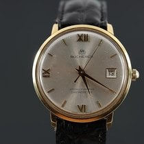 Carl F. Bucherer Yellow gold Automatic pre-owned